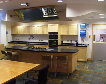 Ct G Projects Premier Foods Demonstration Kitchens