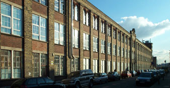 Eagle Pencil Factory, Tottenham